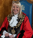 Councillor Caroline Makinson, Mayor of Barnsley