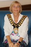 Councillor Pauline Markham, Mayor of Barnsley